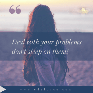 deal with problems